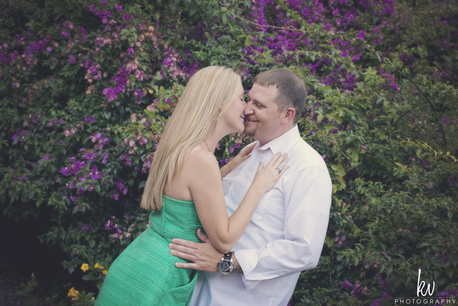 Orlando Wedding Photographer - Winter Garden - Enagement