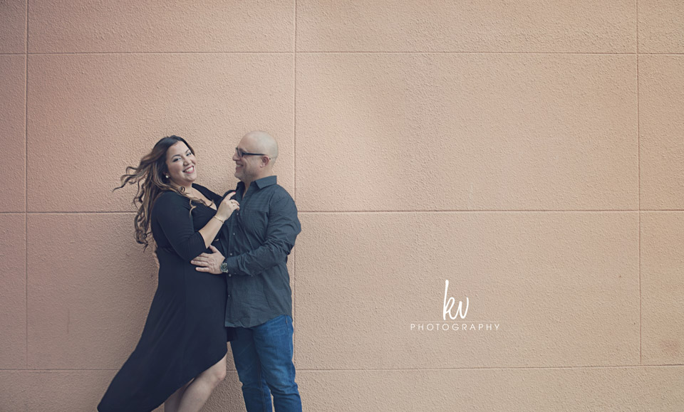 Mari + Ofir Winter Park Engagement - Orlando Wedding Photographer