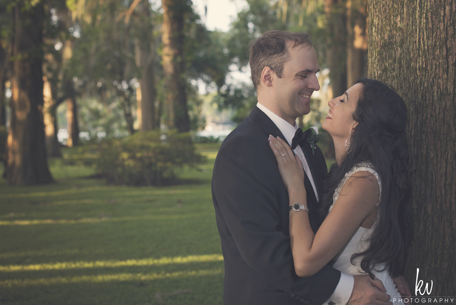 intimate Winter park elopement kv photography orlando wedding photographer
