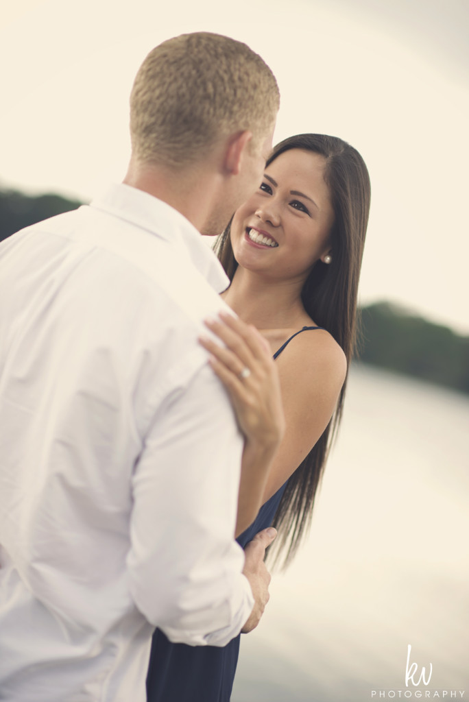 Rollins college engagement session by kv photography orlando wedding photographers