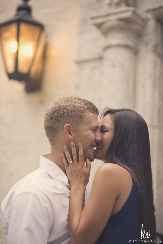 Rollins college engagement captured kv photography orlando wedding photographers