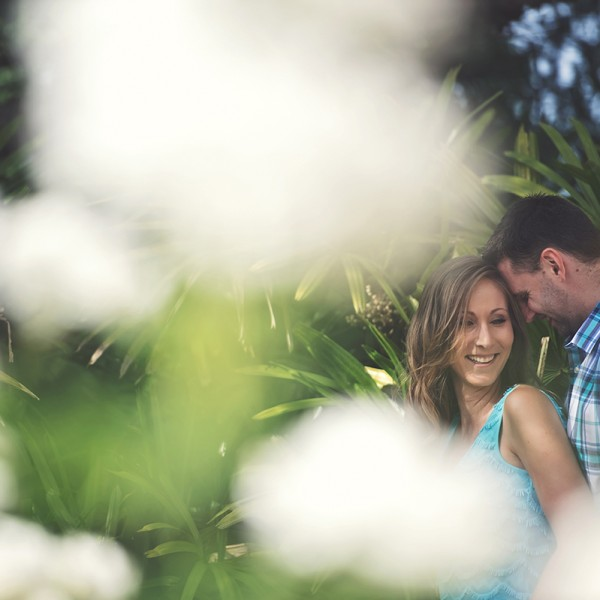 Erin and Casey | Engagement Photographers| Orlando Weddings