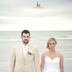 Intimate beach wedding and the Sirata resort at St. Petersburg Florida