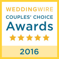 WEDDINGWIRE Couples's Choice Awards 2016 | KV Photography | Orlando Wedding Photographers