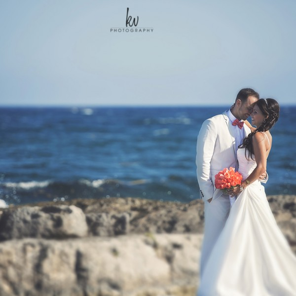 Karina and Joseph | Hard Rock Riviera Maya Mexico | Destination Wedding Photographer