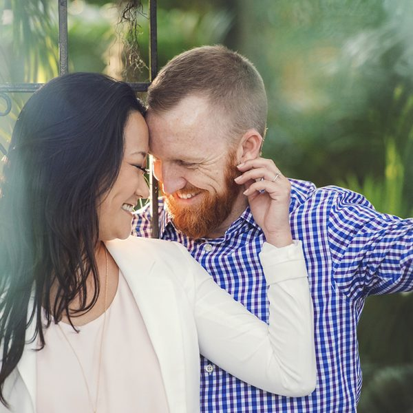 Ashley and Chris | Engagement Photos | Orlando Photographers