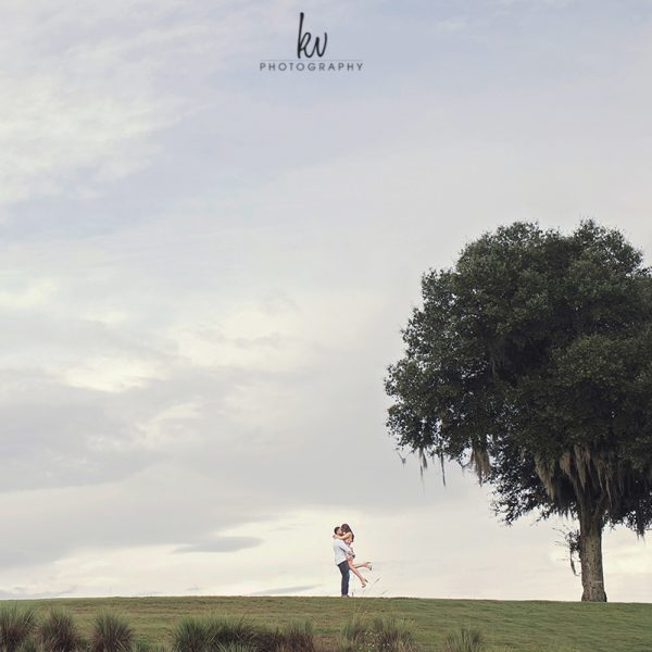 Monroe and  Katlyn | Engagement Session | Reunion Resort