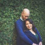 Engagement photos in Winter Park Florida