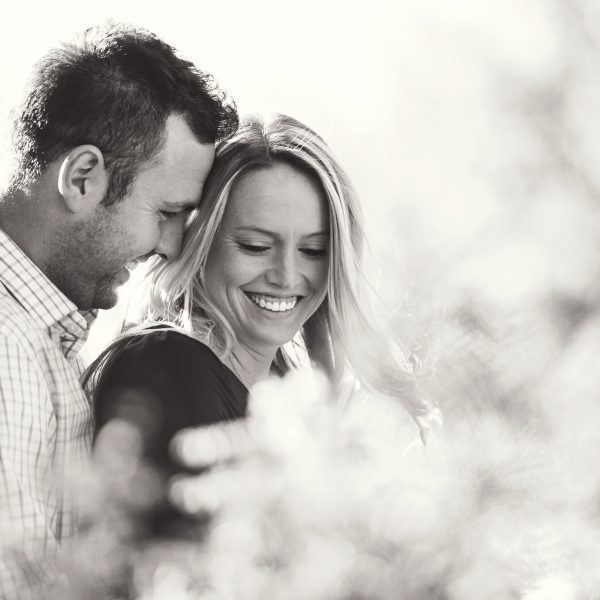 Katelyn and Nick | Winter Park Engagement | Orlando Photography