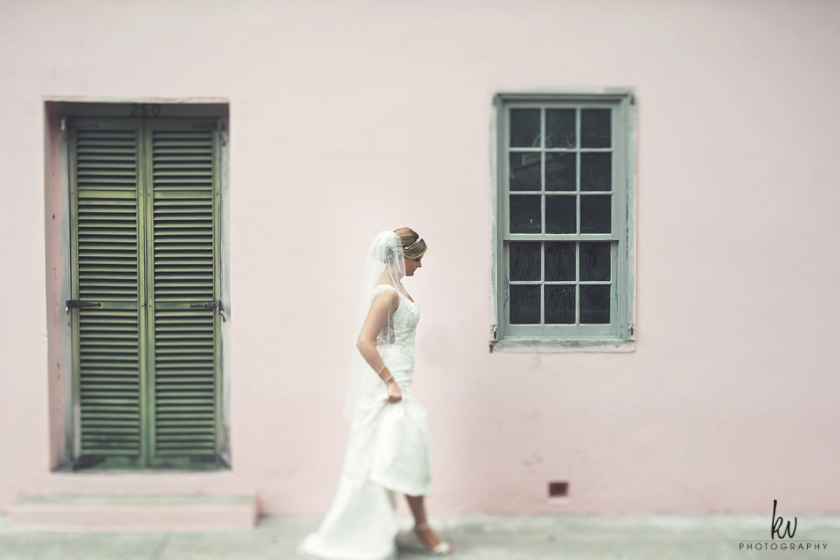 St Augustine Wedding Photographer - The White Room