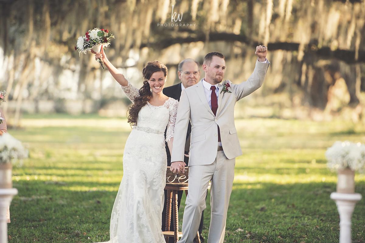 Rustic Wedding by Orlando wedding photographers KV