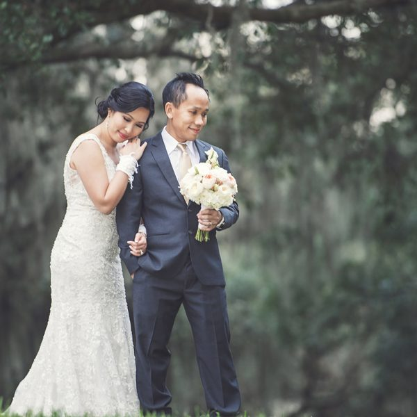 Kailey and Soutchay | Vietnamese - Laos Wedding | Weddings in Orlando