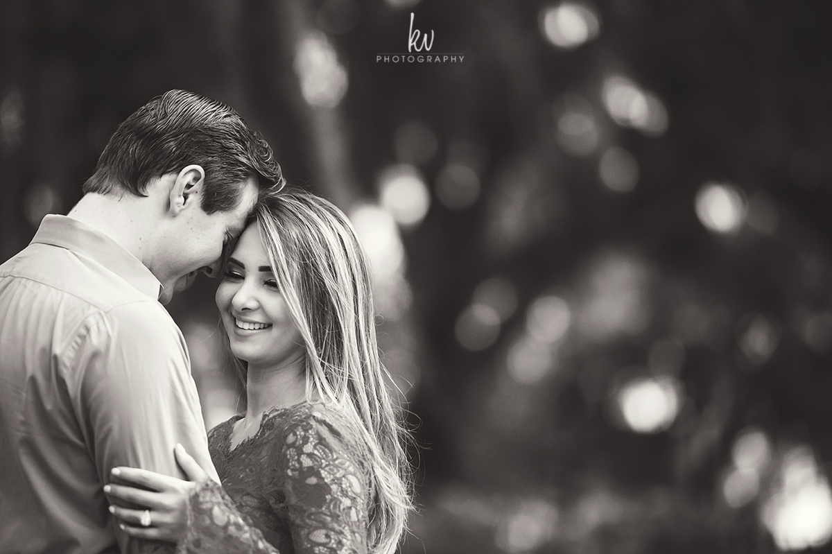 Bok Tower Engagement Orlando Photographer