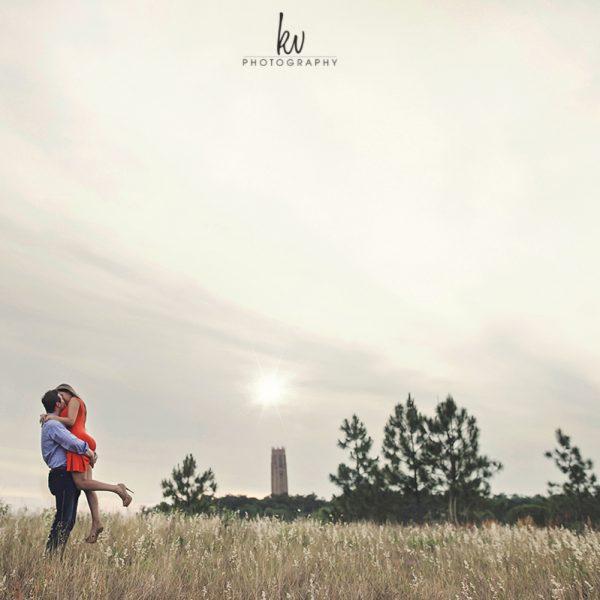 Bok Tower Engagement | Stephanie and Bruno | Orlando Wedding Photographer