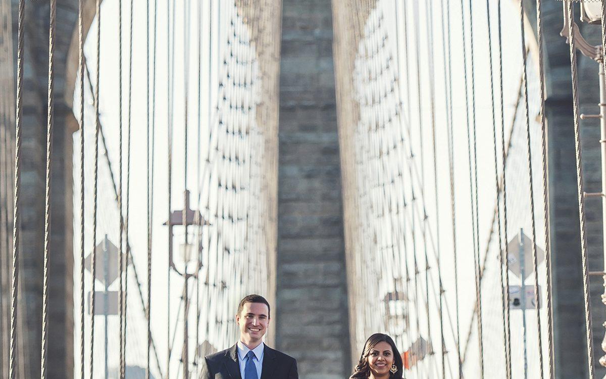New York City and Brooklyn Engagement Photos | Sonya and Matt | Orlando Photographers