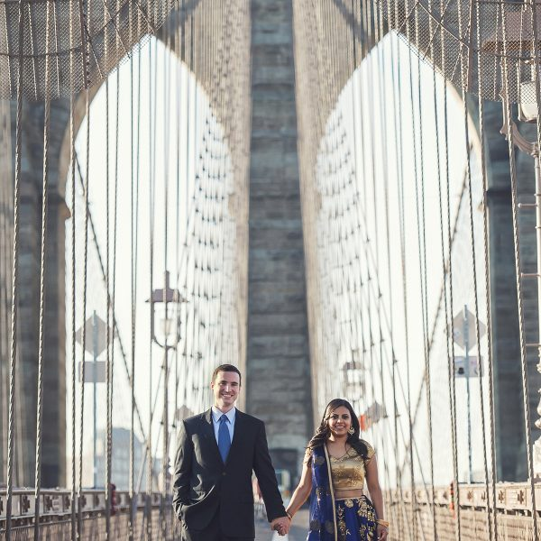 New York City and Brooklyn Engagement Photos | Sonya and Matt | Orlando Photographers