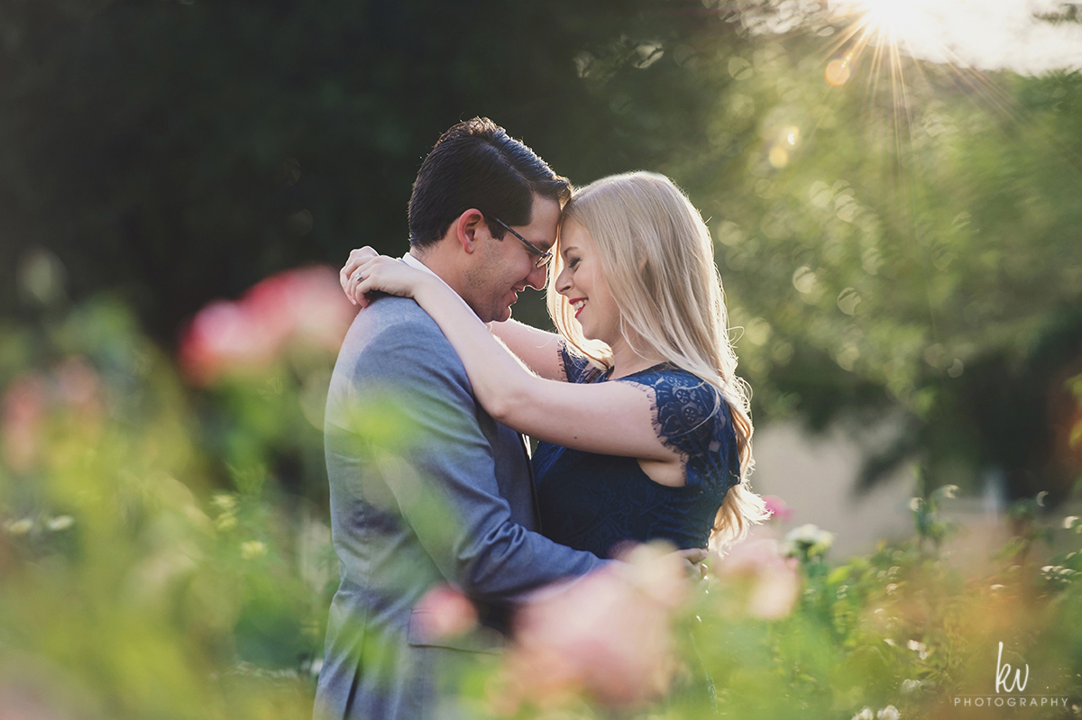 Rollins Winter Park Engagement Session