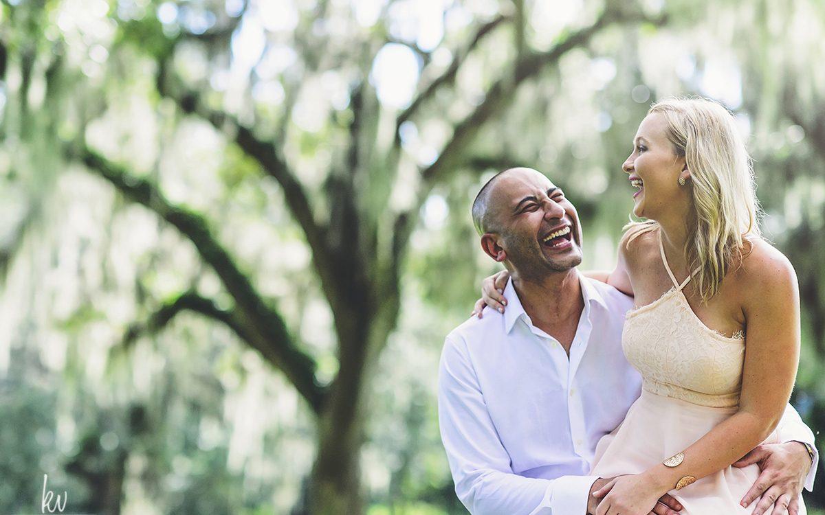 Bok Tower Engagement | Laura and Shadi | Orlando Wedding Photographer