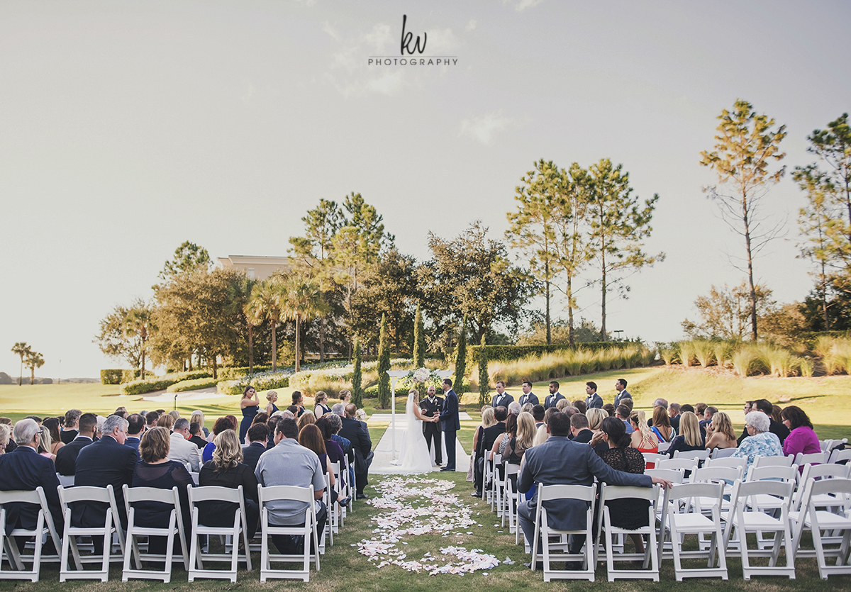 Omni Orlando Resort at Championsgate Wedding Photography