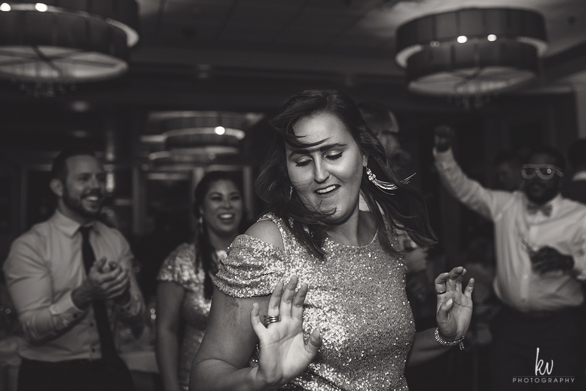Glam wedding at the Citrus Club in Orlando