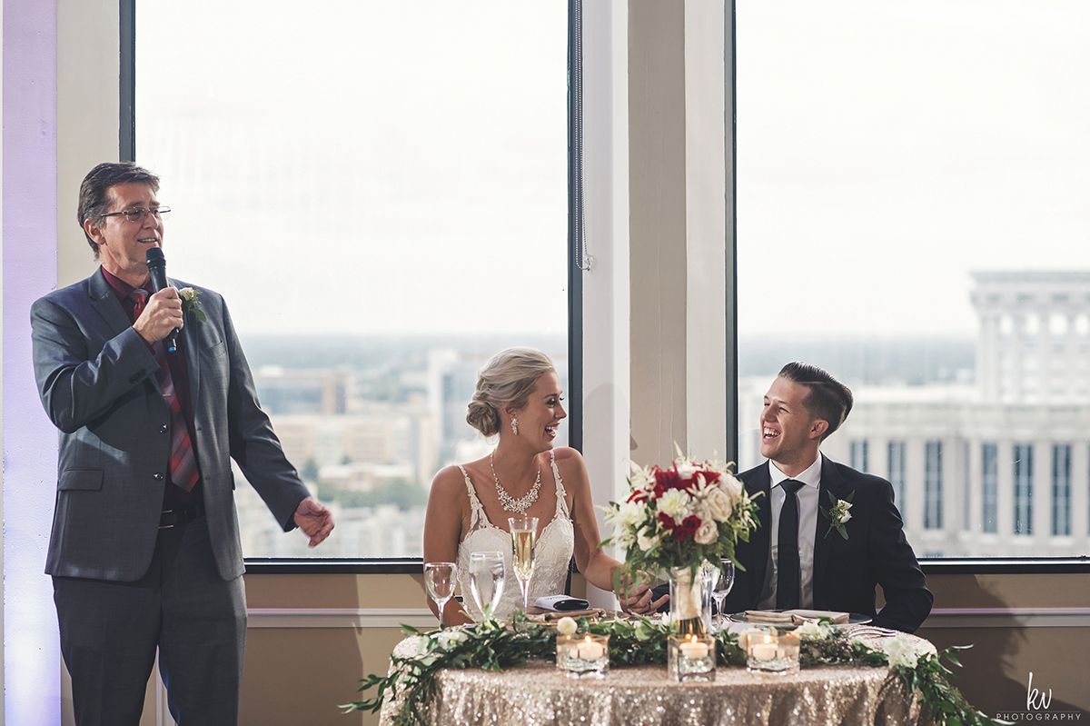Citrus Club Orlando Wedding