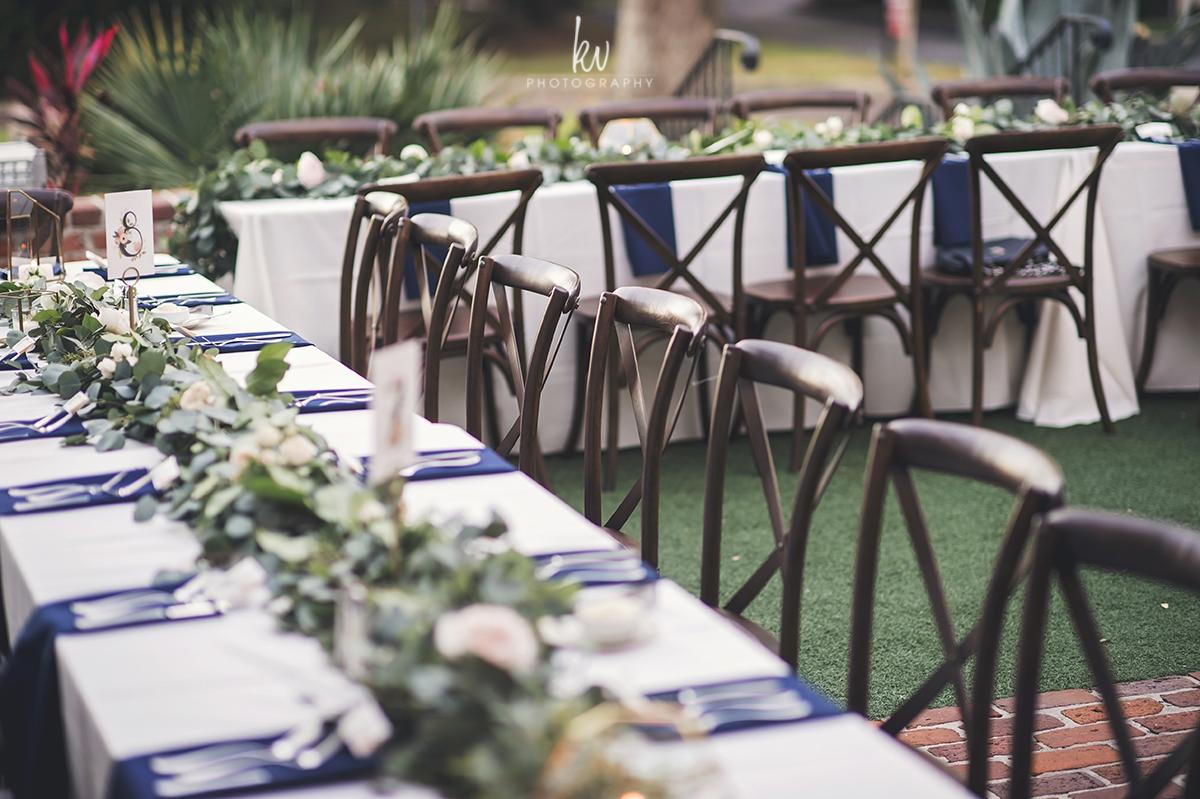 Casa Feliz wedding by Orlando Photographers