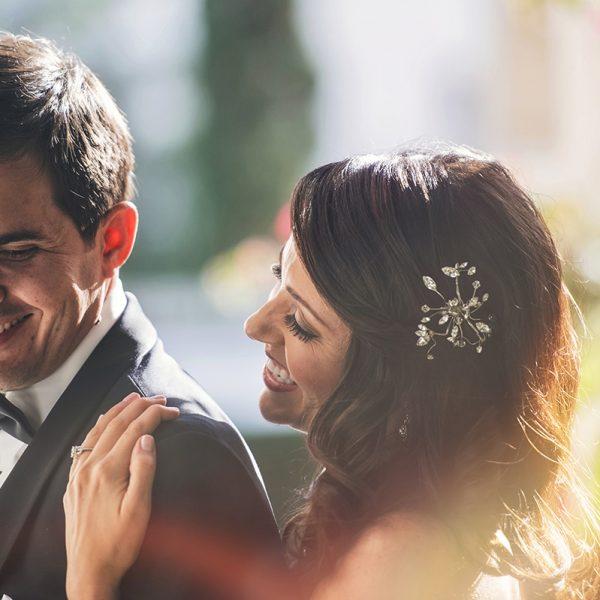 Casa Feliz Wedding | Meaghan and Stephen | Orlando Wedding Photographers